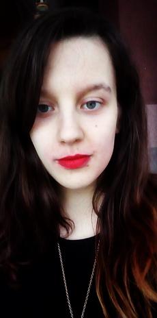 Svetlo rdeča ni moja barva.