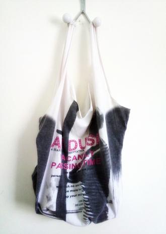 vrečka iz majice 1
