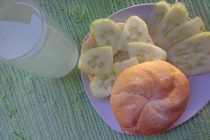 Dan 7: zajtrk