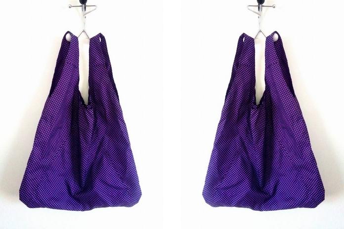 Nakupovalne vrečke iz blaga