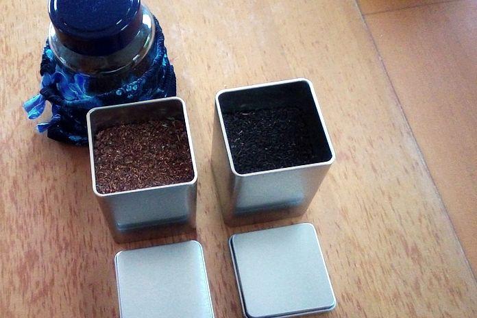 Tudi v čaju lahko uživamo na Zero Waste način.
