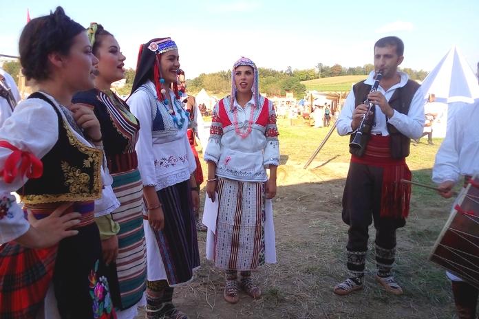 Srednjeveški festival.