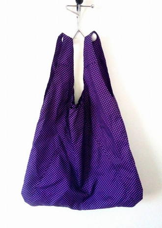 vrečka iz dežnika